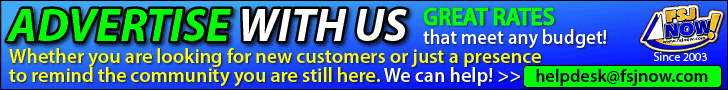 Advertise with fsjnow.com - Part of your community since 2003
